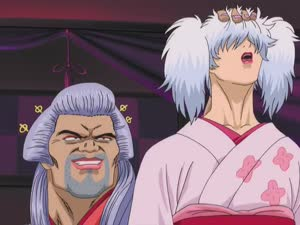 Rating: Safe Score: 3 Tags: animated artist_unknown fighting gintama gintama_(2006) rotation User: YGP