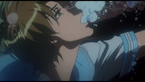 Rating: Safe Score: 22 Tags: akitoshi_yokoyama animated asako_nishida character_acting effects escaflowne_(movie) liquid mecha smoke sparks the_vision_of_escaflowne User: MMFS