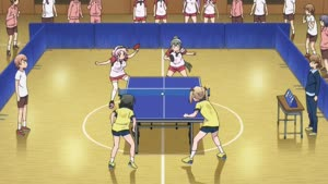 Rating: Safe Score: 146 Tags: animated effects shakunetsu_no_takkyu_musume sparks sports takushi_koide wind User: Ashita