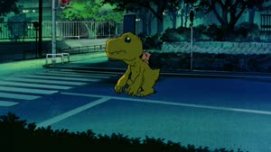 Rating: Safe Score: 35 Tags: animated artist_unknown creatures digimon digimon_adventure digimon_adventure_born_of_koromon effects explosions fire smoke vehicle User: NotSally