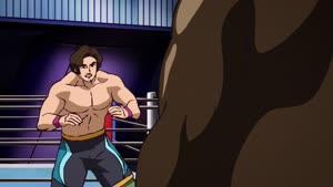 Rating: Safe Score: 4 Tags: animated fighting sachi_suzuki sports tiger_mask tiger_mask_w User: Ashita