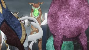 Rating: Safe Score: 19 Tags: animated creatures effects fighting hironori_tanaka presumed senki_zesshou_symphogear_series senki_zesshou_symphogear_xv smears smoke User: Gobliph
