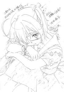 Rating: Safe Score: 1 Tags: chuunibyou_demo_koi_ga_shitai! illustration shouko_ikeda User: Ashita
