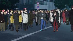 Rating: Safe Score: 21 Tags: animated character_acting crowd fabric kaze_ga_tsuyoku_fuiteiru presumed takashi_mukouda User: Ashita