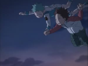 Rating: Safe Score: 12 Tags: animated artist_unknown eureka_seven_(2005) eureka_seven_series falling mecha User: KamKKF