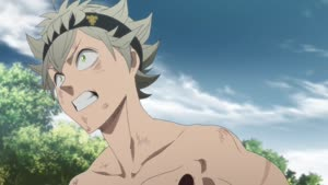 Rating: Safe Score: 129 Tags: animated black_clover character_acting moaang yudai_iino User: Bloodystar