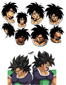 Rating: Safe Score: 44 Tags: character_design dragon_ball_series dragon_ball_super dragon_ball_super:_broly naohiro_shintani production_materials settei User: Ajay