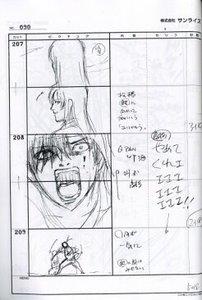 Rating: Safe Score: 0 Tags: chizuru_miyawaki gintama storyboard User: YGP