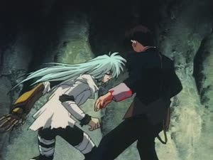 Rating: Safe Score: 10 Tags: animated artist_unknown fighting shamanic_princess User: HIGANO