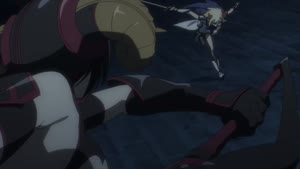 Rating: Safe Score: 6 Tags: animated artist_unknown effects fighting ulysses:_jeanne_d'arc_to_renkin_no_kishi User: jack2002s