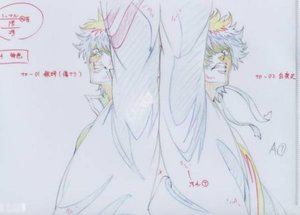 Rating: Safe Score: 0 Tags: artist_unknown genga gintama gintama_kanketsu_hen:_yorozuya_yo_eien_nare illustration User: YGP