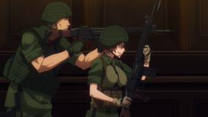 Rating: Safe Score: 9 Tags: animated effects fighting gate kengo_matsumoto liquid presumed User: ken
