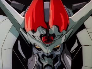 Rating: Safe Score: 9 Tags: animated dangaioh debris effects impact_frames masahito_yamashita mecha User: PaleriderCacoon