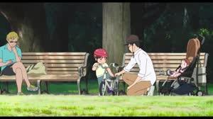 Rating: Safe Score: 9 Tags: animated character_acting mirai_no_mirai takeshi_inamura vehicle User: dragonhunteriv