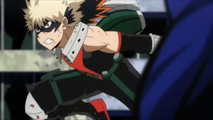 Rating: Safe Score: 18 Tags: animated artist_unknown debris effects explosions fighting my_hero_academia smoke User: Gem