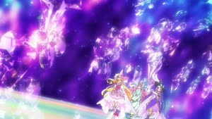Rating: Safe Score: 11 Tags: animated beams effects fighting mahoutsukai_precure! mikio_fujihara precure smears User: chii