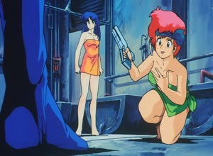 Rating: Safe Score: 62 Tags: animated beams creatures debris dirty_pair dirty_pair:_project_eden effects fighting impact_frames katsuhiko_nishijima User: MMFS