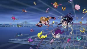 Rating: Safe Score: 267 Tags: animated background_animation beams effects fighting hair impact_frames liquid naotoshi_shida precure precure_all_stars_new_stage:mirai_no_tomodachi rotation smoke User: Brain.Y.Z