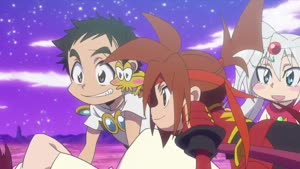 Rating: Safe Score: 30 Tags: animated character_acting effects hair presumed tanken_driland_1000_nen_no_mahō yuki_hayashi User: Ashita