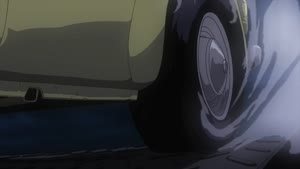 Rating: Safe Score: 5 Tags: animated artist_unknown effects lupin_iii lupin_iii:_green_vs_red smoke vehicle User: ken