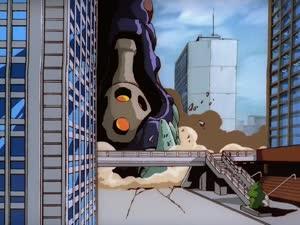 Rating: Safe Score: 62 Tags: animated dangaioh debris effects explosions fighting impact_frames lightning masami_obari mecha smoke User: Agresiel