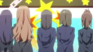Rating: Safe Score: 48 Tags: animated artist_unknown dancing fabric hair sorato_shimizu wake_up_girls! wake_up_girls!_shichinin_no_idol yuusuke_matsuo User: Ashita