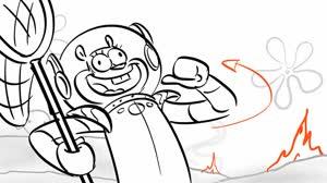 Rating: Safe Score: 6 Tags: animated character_acting genga megan_ann_boyd production_materials spongebob_squarepants storyboard western User: Mr_Sandman