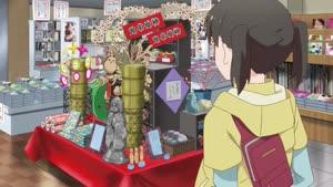 Rating: Safe Score: 18 Tags: animated artist_unknown character_acting yama_no_susume yama_no_susume:_third_season User: Ashita