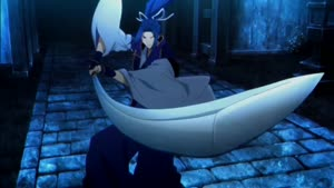 Rating: Safe Score: 18 Tags: animated effects fate_series fate/stay_night_realta_nua fighting mitsuru_obunai User: noots_