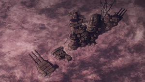 Rating: Safe Score: 6 Tags: animated debris effects mecha smoke takashi_hashimoto uchuu_senkan_yamato_2199 yamato_series User: duckroll