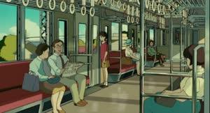 Rating: Safe Score: 19 Tags: animated background_animation kuniyuki_ishii masaaki_endou walk_cycle whisper_of_the_heart User: dragonhunteriv
