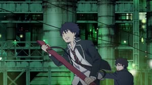 Rating: Safe Score: 4 Tags: animated ao_no_exorcist ao_no_exorcist_the_movie artist_unknown creatures effects lightning rotation User: Skrullz
