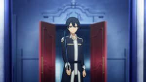 Rating: Safe Score: 110 Tags: animated background_animation effects fighting hirotaka_tokuda impact_frames smears sparks sword_art_online_alicization sword_art_online_series User: Skrullz