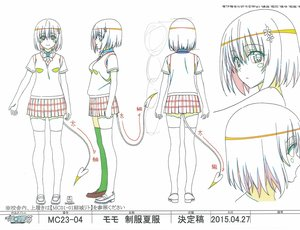 Rating: Safe Score: 5 Tags: character_design settei to_love_ru_darkness yuichi_oka User: noanimefansthx