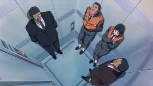 Rating: Safe Score: 13 Tags: animated fighting hiroyuki_okiura mobile_police_patlabor mobile_police_patlabor_2_the_movie presumed User: HIGANO