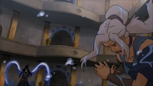 Rating: Safe Score: 87 Tags: animated artist_unknown effects fighting ice liquid the_legend_of_korra the_legend_of_korra_book_three western User: SakugaDaichi