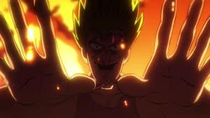 Rating: Safe Score: 115 Tags: animated artist_unknown effects fighting fire hironori_tanaka impact_frames mob_psycho_100 presumed smoke User: Ashita