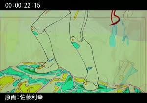 Rating: Safe Score: 45 Tags: animated genga line_novel production_materials toshiyuki_sato User: Ashita