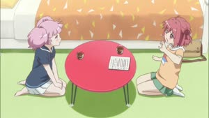 Rating: Safe Score: 27 Tags: animated character_acting fabric presumed toshiyuki_sato yuruyuri User: kyuudere