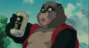 Rating: Safe Score: 7 Tags: animals animated character_acting creatures crowd kenichi_konishi pom_poko User: dragonhunteriv