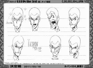 Rating: Safe Score: 9 Tags: character_design lupin_iii lupin_iii_the_woman_called_fujiko_mine settei takeshi_koike User: SASMf_1122