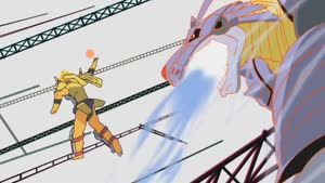 Rating: Safe Score: 25 Tags: animated artist_unknown creatures digimon digimon_adventure_bokura_no_war_game effects explosions User: magic