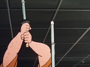 Rating: Safe Score: 3 Tags: akadou_suzunosuke animated effects fighting hayao_miyazaki presumed sports User: Nickycolas