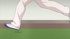 Rating: Safe Score: 8 Tags: animated artist_unknown falling inou-battle_wa_nichijou-kei_no_naka_de running smears User: Skrullz