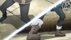 Rating: Safe Score: 33 Tags: 3d_background animated artist_unknown cgi effects fabric fighting running sword_art_online sword_art_online_alicization User: Skrullz