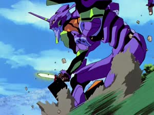 Rating: Safe Score: 53 Tags: animated artist_unknown creatures effects fighting mecha neon_genesis_evangelion smears smoke sparks User: KamKKF
