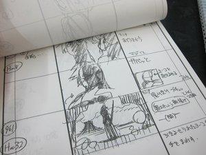 Rating: Safe Score: 4 Tags: hiroyuki_imaishi storyboard tengen_toppa_gurren_lagann User: Xmax360