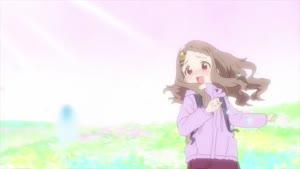 Rating: Safe Score: 38 Tags: animated artist_unknown hair running yama_no_susume yama_no_susume:_third_season User: Ashita