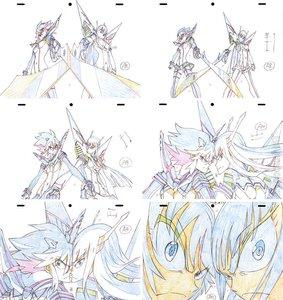 Rating: Safe Score: 6 Tags: genga kill_la_kill shuichi_iseki User: Xmax360
