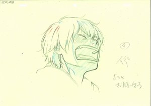 Rating: Safe Score: 0 Tags: 3-gatsu_no_lion artist_unknown genga illustration User: YGP